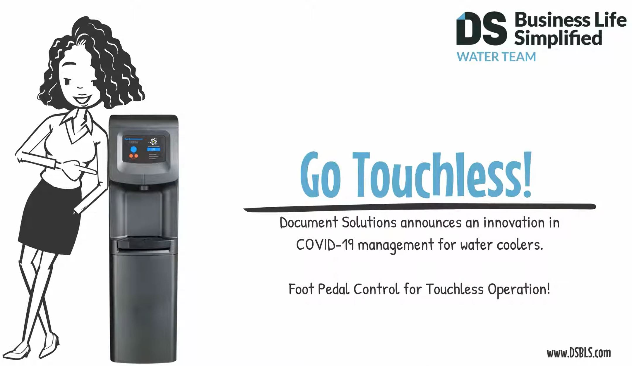 DS GOTOUCHLESS